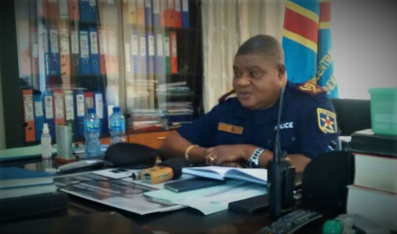 Général Patience : «Nous demandons à la Justice de bien jouer son rôle à Matadi»