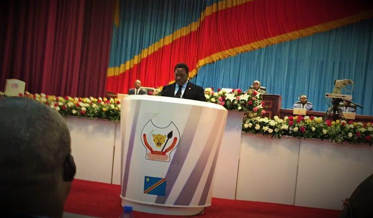 RDC : Discours sur l'Etat de la Nation [Document intégral] 1