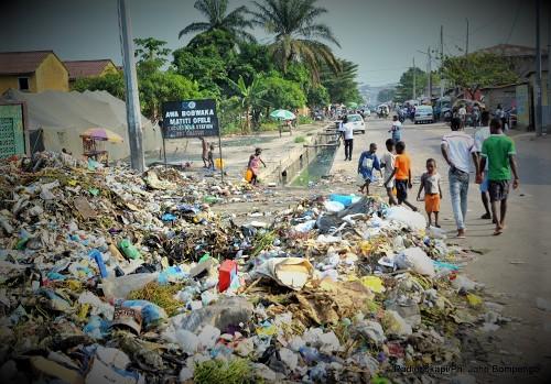 Kinshasa Insalubre Lingwala @Zoom_eco