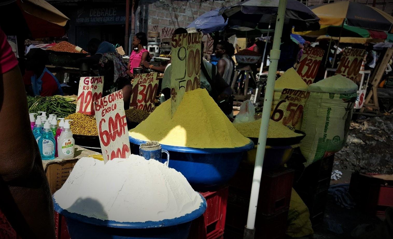 RDC : Les cinq chiffres actualisés de l'inflation 1
