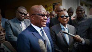 RDC, CNSSAP, Siège national, Kinshasa