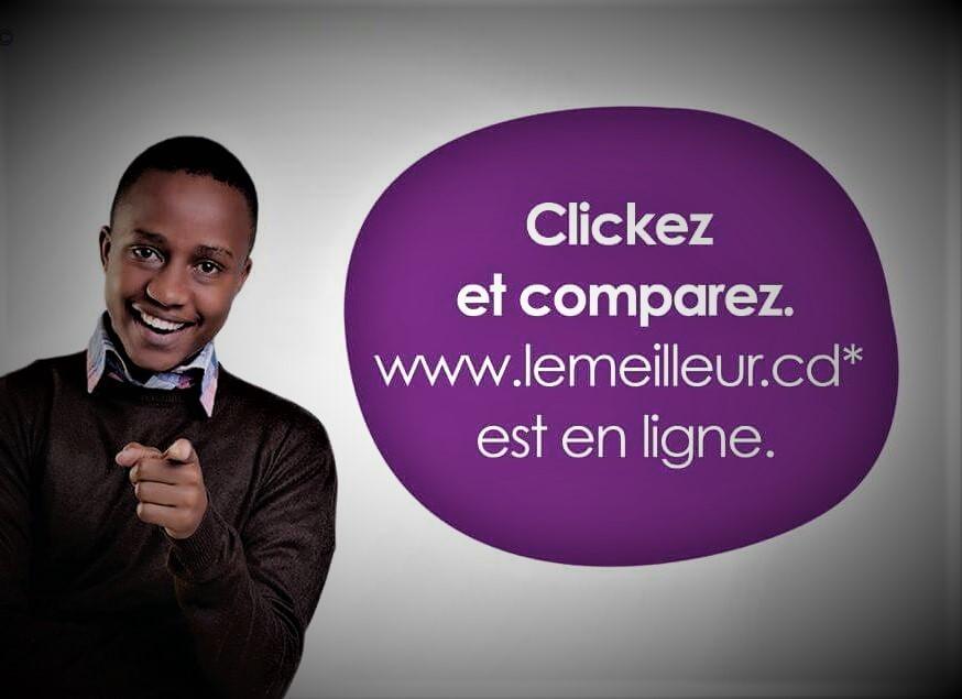 RDC : Le comparateur de prix lemeilleur.cd est en ligne