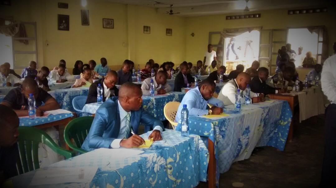 RDC : Kongo-Central, 87 candidats ont participé au test d'admission à l'ENA