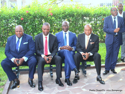 RDC : Gouvernement, «sortants et entrants» soumis à l'article 99 de la Constitution 9