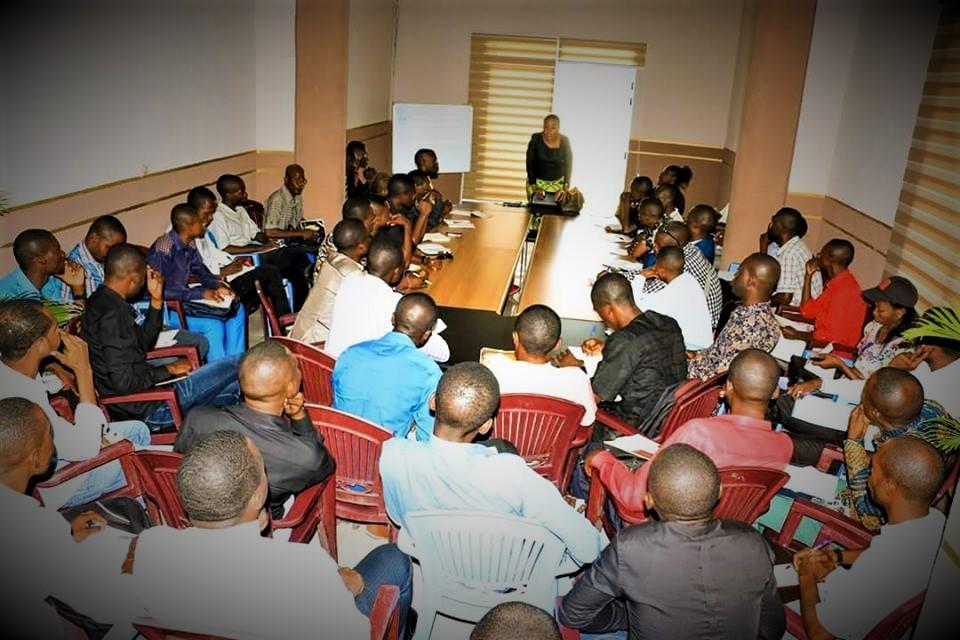 RDC : #JobFormation, Isabelle Ebambi au service des jeunes 1