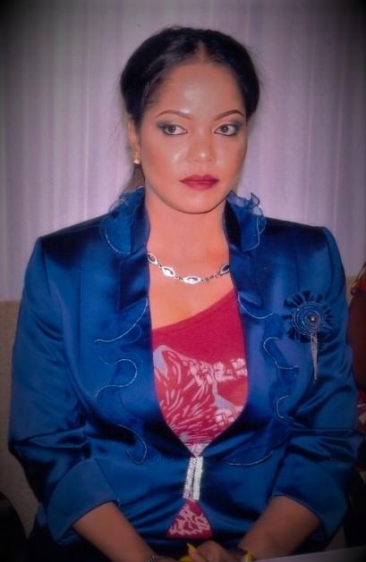 Mme Caroline Poncelet Lokemba, Présidente de la Nouvelle Chambre de Commerce Nationale