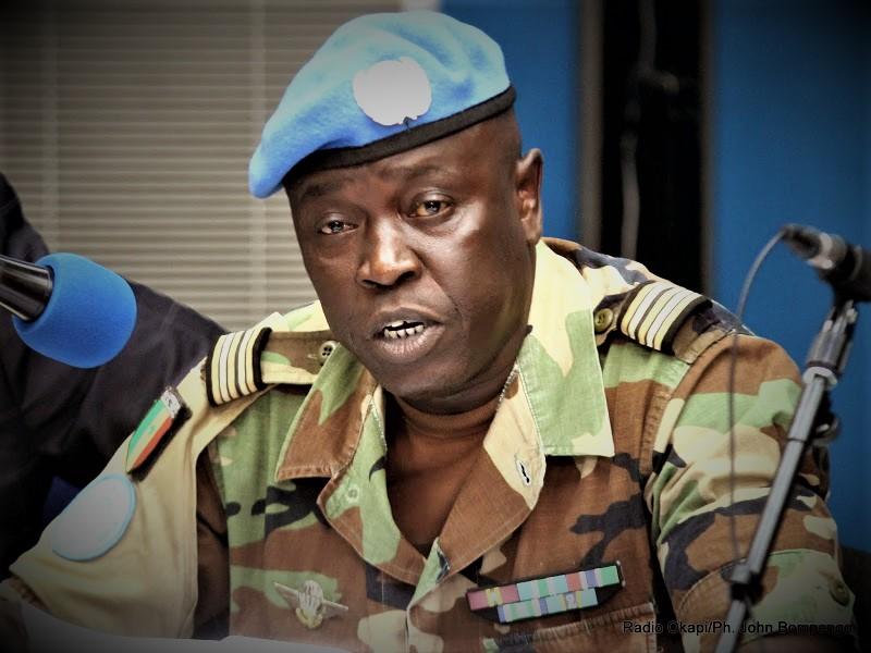 RDC : Prosper-Félix Basse expulsé pour non validité de son badge MONUSCO