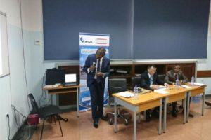 RDC : Hiroshi Karube et Daniel Mukoko exhortent aux Enarques le «sens de communauté» !