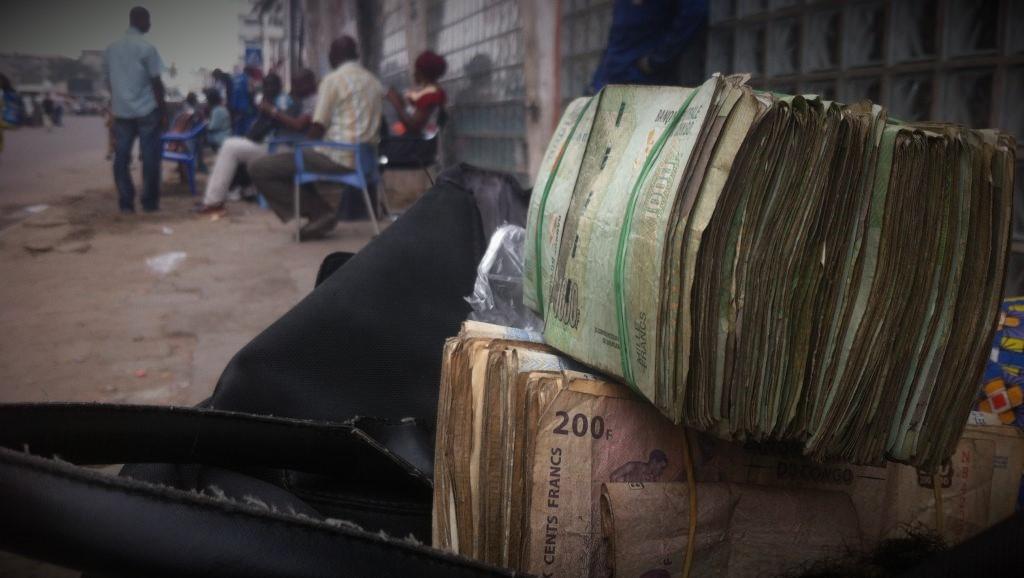RDC : Le taux d'inflation hebdomadaire s'est situé à 1,961% à Kinshasa [Chiffres]