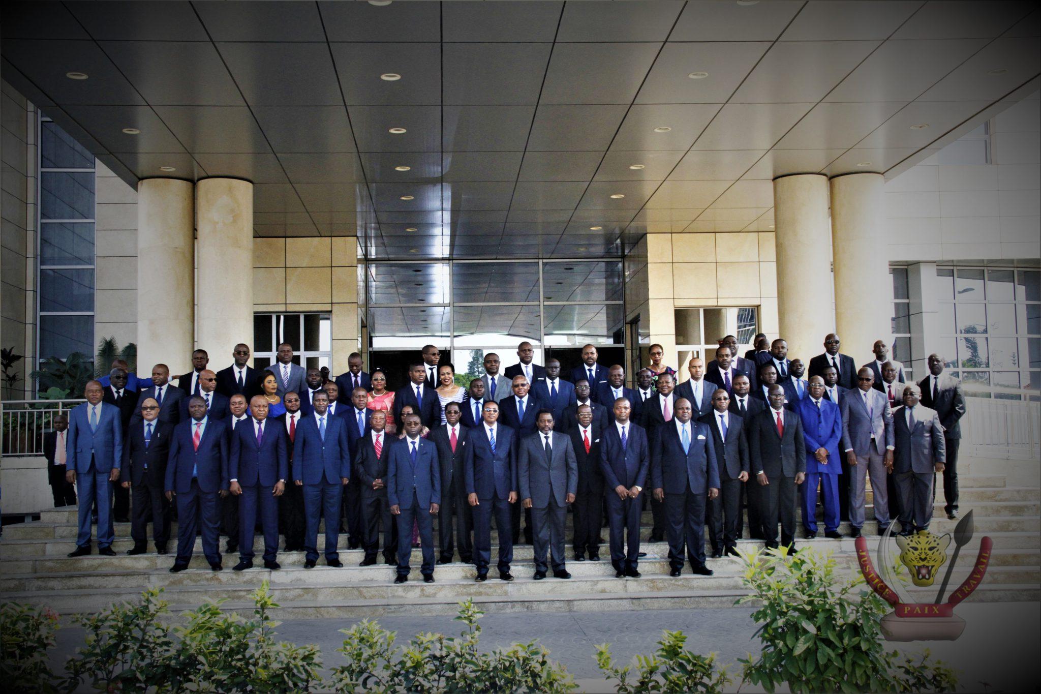 RDC : Augmentation légère des salaires des fonctionnaires de l'Etat décidée en Conseil des Ministres 1
