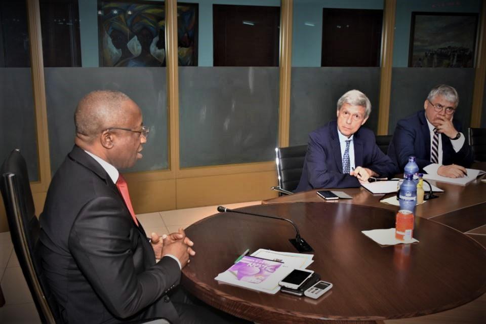 RDC : Kangudia analyse la situation économico-financière le FMI