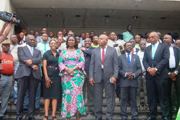 Kimbembe : «La PCA vient de prouver son incapacité à gérer la SCTP et à payer le personnel»