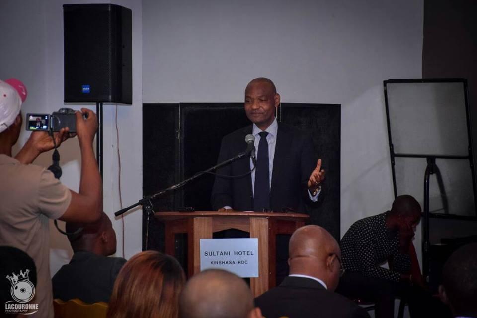 MILRDC – Tito Ndombi's speech – @Zoom_eco
