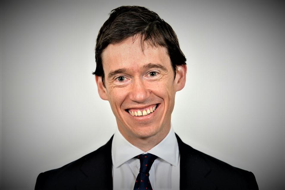 La britannique Rory Stewart : «Je suis si content d'avoir ce rôle de Ministre pour l'Afrique»
