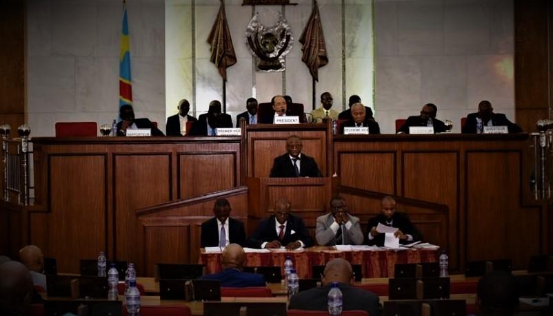 RDC : La Commission mixte paritaire harmonise les vues sur le Budget 2017 ce jeudi au Parlement !