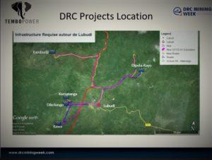 RDC : Tembo Power développe 5 sites hydroélectriques dans l'ex Katanga d'une capacité de 100 Mw !