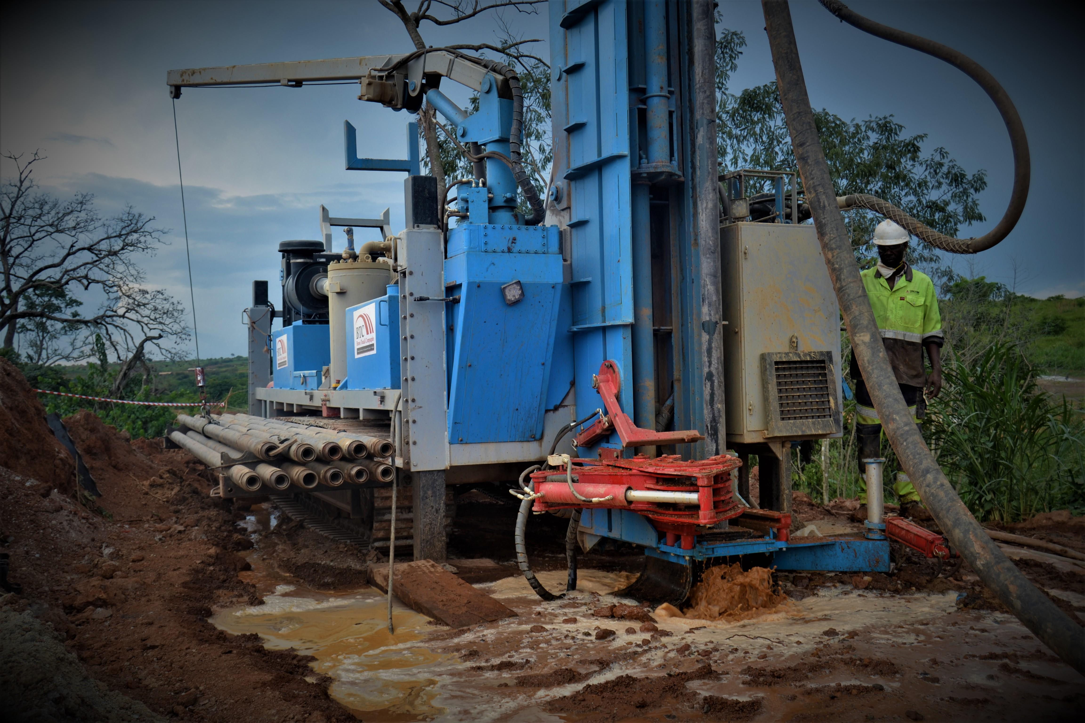 RDC : Bravo Tozali Compagny s'affirme dans le Drilling et le earth moving