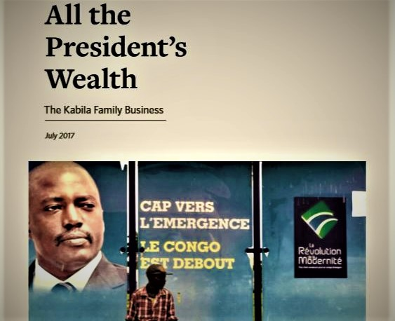 RDC : Selon le GEC, le clan Kabila devrait éviter les conflits d'intérêts !