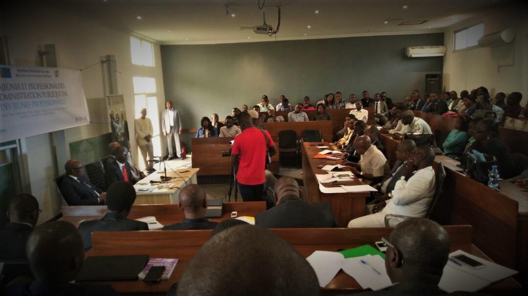 Conférence-sensibilisation programme Jeunes professionnels à l'UPC @Zoom_eco