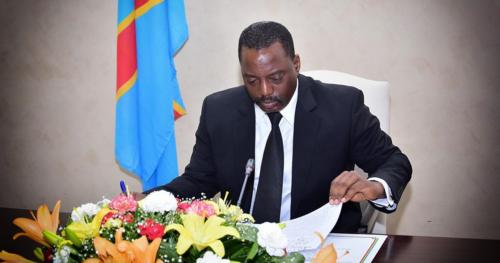 URGENT - Joseph Kabila nomme les mandataires de 10 entreprises publiques [Ordonnances]