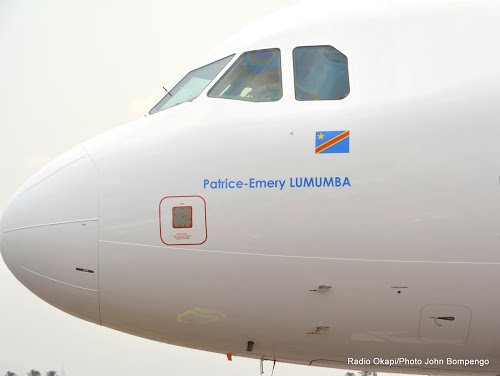 RDC : Olive Lembe voyage à bord du régulier de Congo Airways pour Lubumbashi ! 87