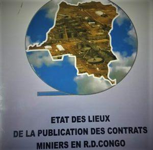 RDC : 140 Contrats miniers existants non publiés sur le site web du Ministère des Mines ! 1