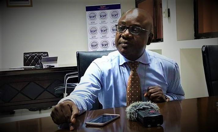 Patrick Umba : « Je ne peux brader ni vendre des actifs de l'Etat [Fibre Optique SCPT] »