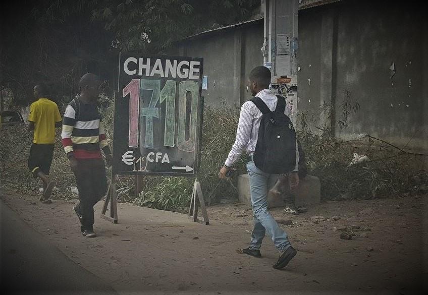RDC : Plus aucun tableau d'affichage du taux de change ne sera exposé à l'extérieur !