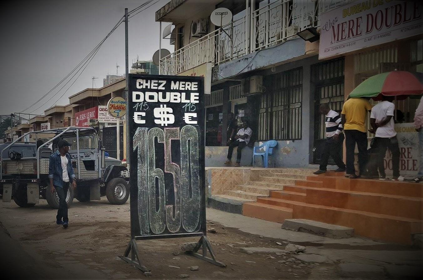 RDC : Les deux raisons de la légère baisse du taux de change [Analyse]