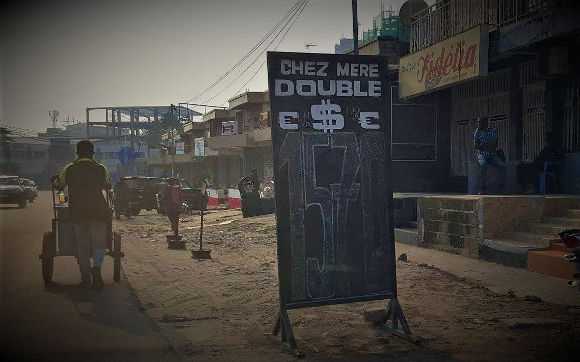 RDC : Kinshasa affamée de dollars américains !