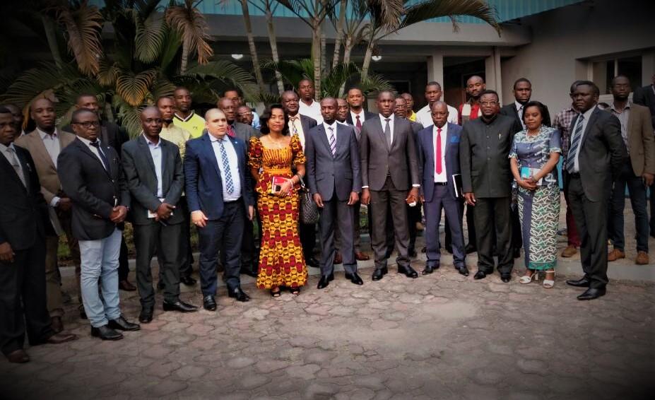 Anthony Nkinzo : « Je demande à chaque agent de l'ANAPI d'être innovant »