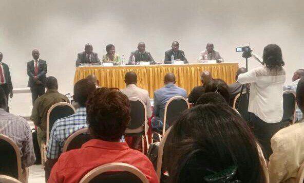 RDC: Vers les préparatifs du Budget 2018, Pierre Kangudia lance la conférence budgétaire 1