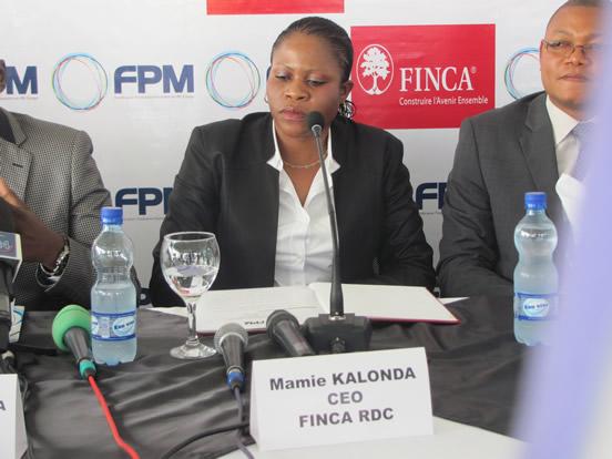 RDC : FINCA reprend les épargnants d'I-Finance dans son réseau