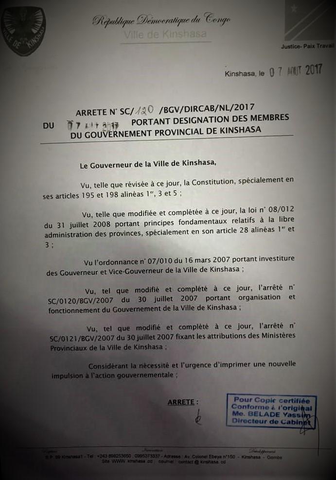 Gouvernement Kimbuta p1 @Zoom_eco – Copie