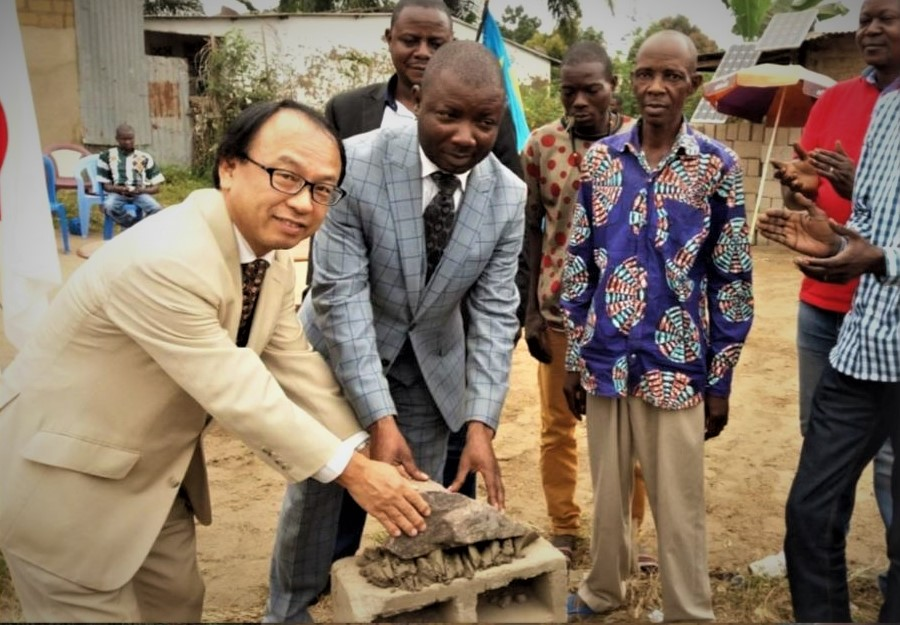 Kinshasa : Le Japon finance 151 000 USD pour une adduction d'eau par forage à Ngombe-Lutendele