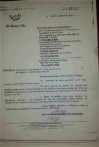 RDC : Le Gouvernement anticipe la hausse de 20 000 CDF sur les  salaires des fonctionnaires [Impact] 1