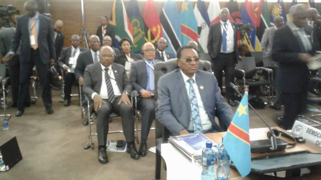 Tshibala SADC