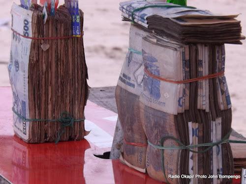 Kongo-Central : Des changeurs des monnaies de Matadi dénoncent l'insécurité !