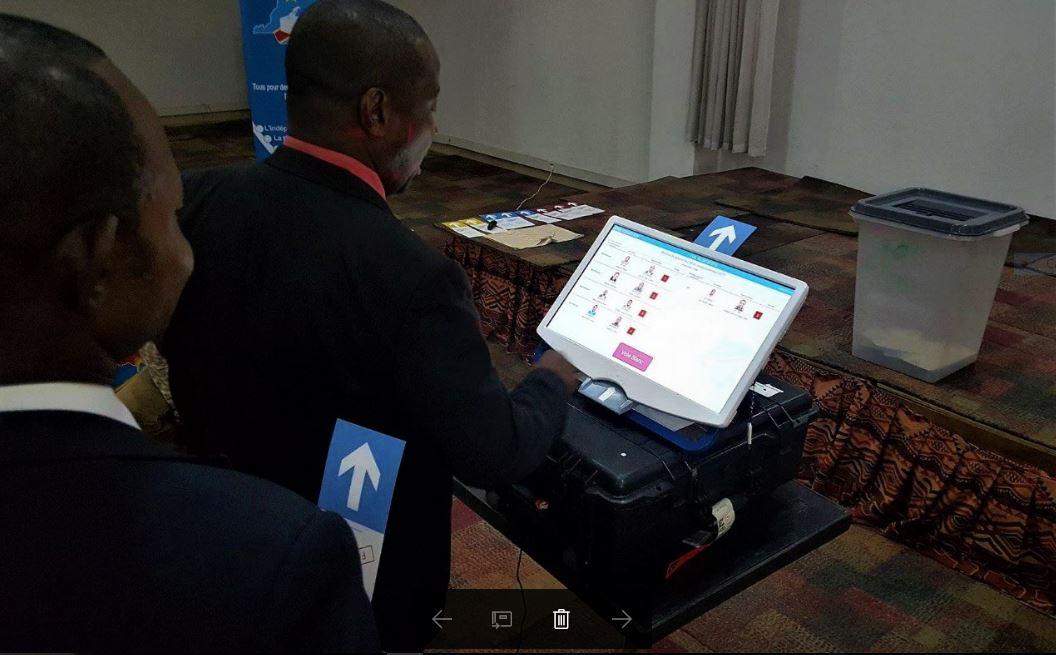 """RDC : Le recours à la """"Machine à Voter"""" réduirait le budget électoral (Nangaa)"""