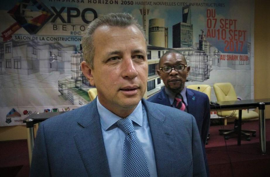 RDC : Expo Béton ouvre ses portes ce jeudi 7 Septembre 2017 à Kinshasa
