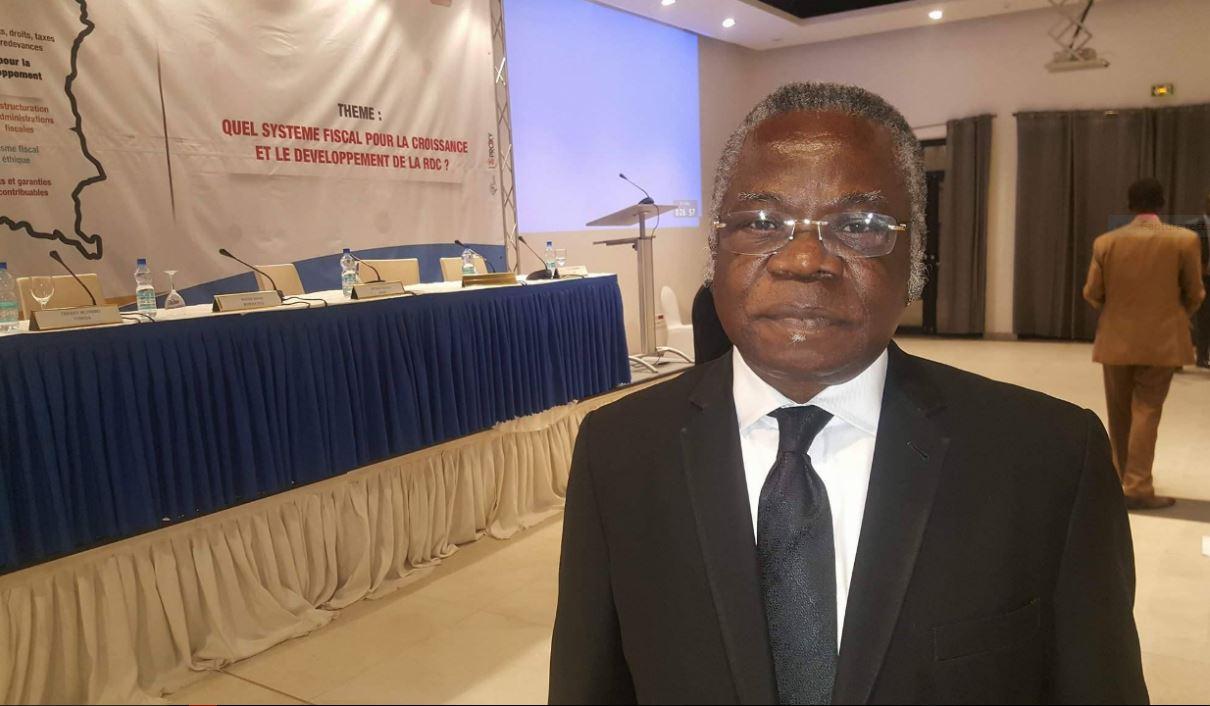 Sénateur Nkongo Budina Nzau @Zoom_eco
