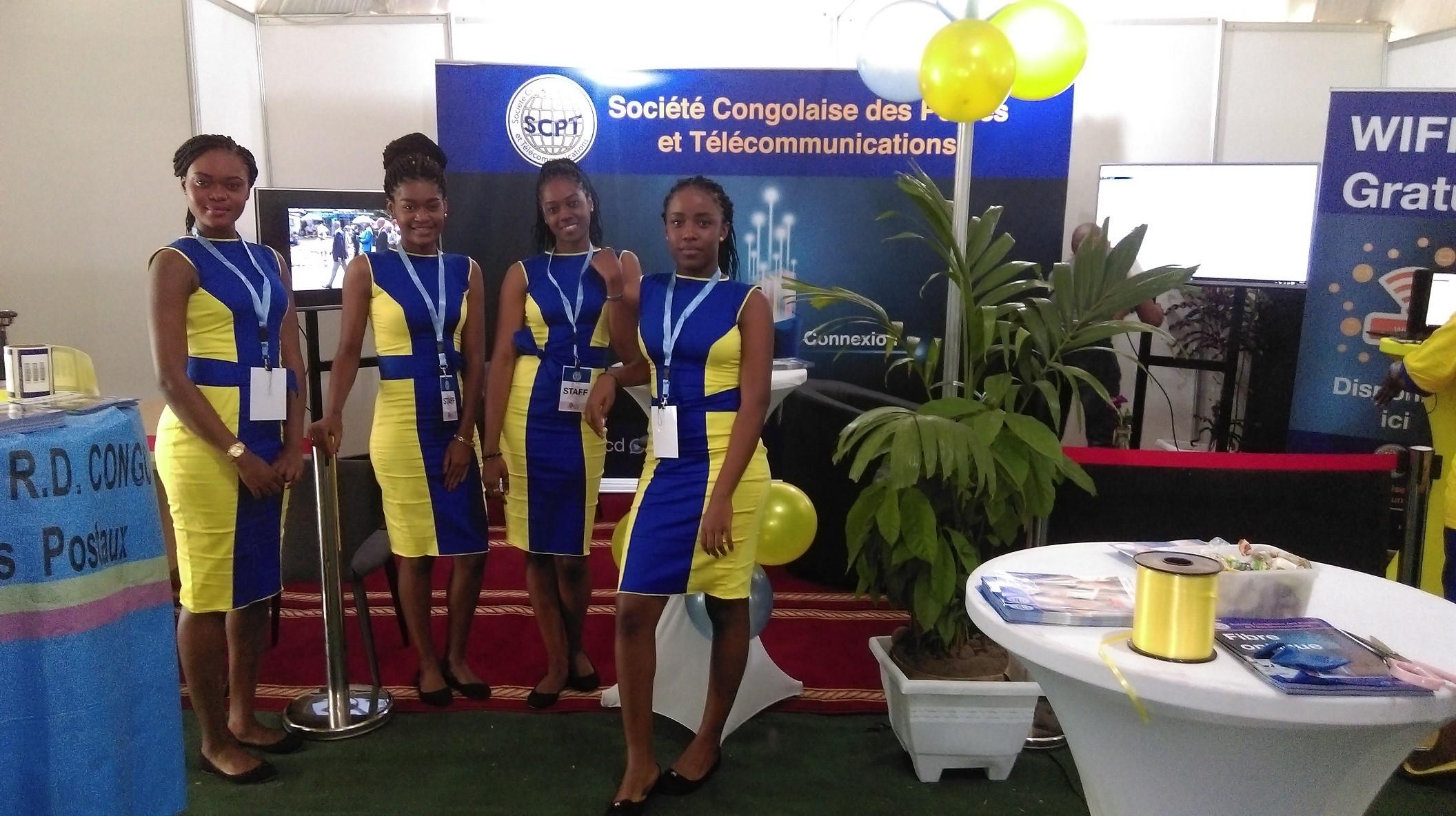 SCPT à l'Expo Béton 2017 – Hotesses