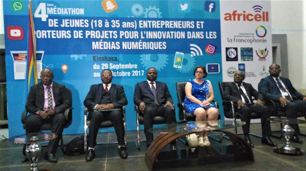 """RDC : La SCPT abrite la 4ème édition de l'Hackathon """"Spécial Médias"""""""