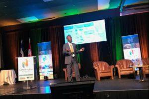 RDC : Anthony Nkinzo présente les opportunités d'affaires du pays au Canada !