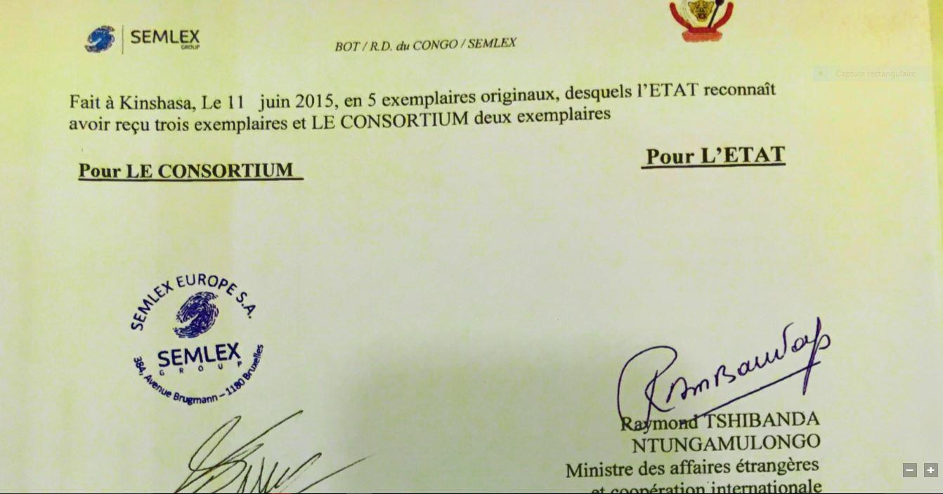 RDC : Passeport Biométrique, le contrat SEMLEX-Gouvernement court jusqu'en Juin 2020 ! 18