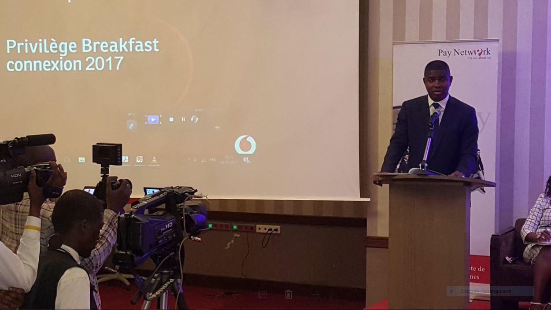 Bienvenu Liyota : «Nous œuvrons pour rendre nos PME compétitives»