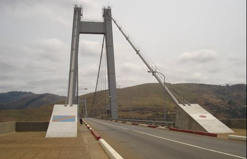Pont marechal Mobutu de Matadi