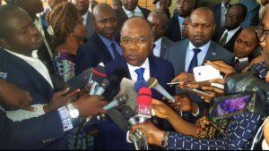 She Okitundu : « Cette motion de défiance n'est pas fondée » !