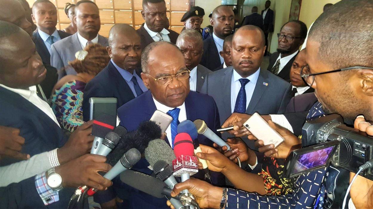 She Okitundu : «Cette motion de défiance n'est pas fondée»! 5