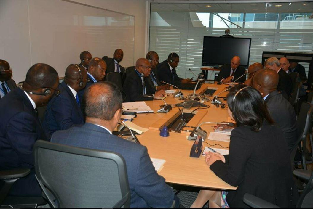 RDC: Henri Yav conduit la délégation congolaise aux Assemblées annuelles FMI-BM